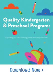 Kindergarten & Preschool Kindy Book - November 2019