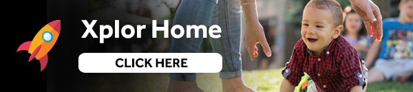 xplor home parent app
